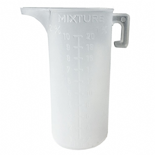 Oil Measuring / Mixture Ratio Beaker 0.2L